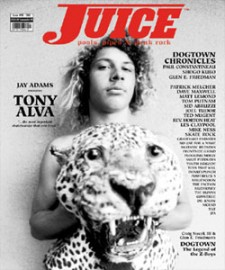 Juice Mag 55: Tony Alva