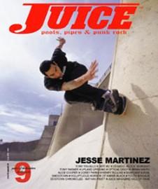 Juice Mag 56: Jesse Martinez